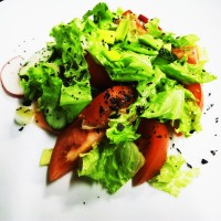 Салат «Летний по-грузински»